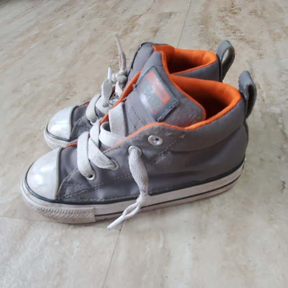 Converse Shoes | Toddler Boys Grey